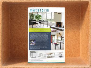 Advertentie Metaform