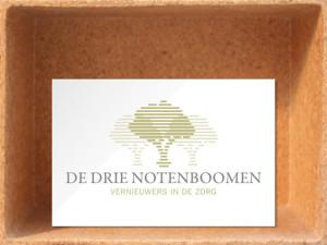Ontwerp logo De Drie Notenboomen